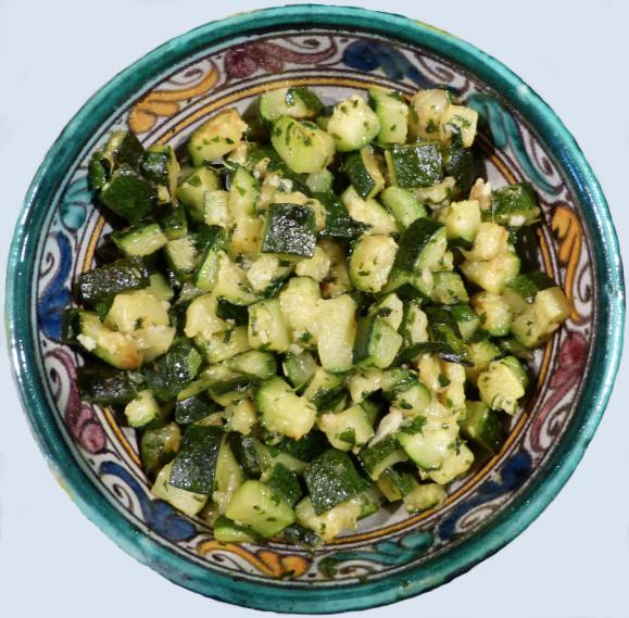Sogeres - Salade-de-courgettes